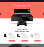 57647 Last Added, Games Website Templates