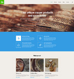57691 Industrial Website Templates