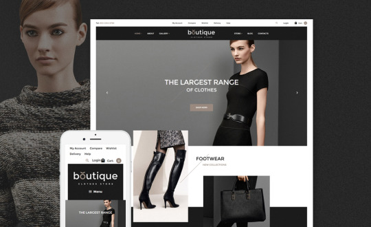 Boutique WooCommerce Theme