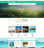 57737 Travel, Most Popular PrestaShop Themes
