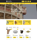 57748 Industrial, Last Added PrestaShop Themes