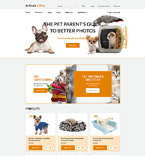 57760 Animals & Pets Shopify Themes