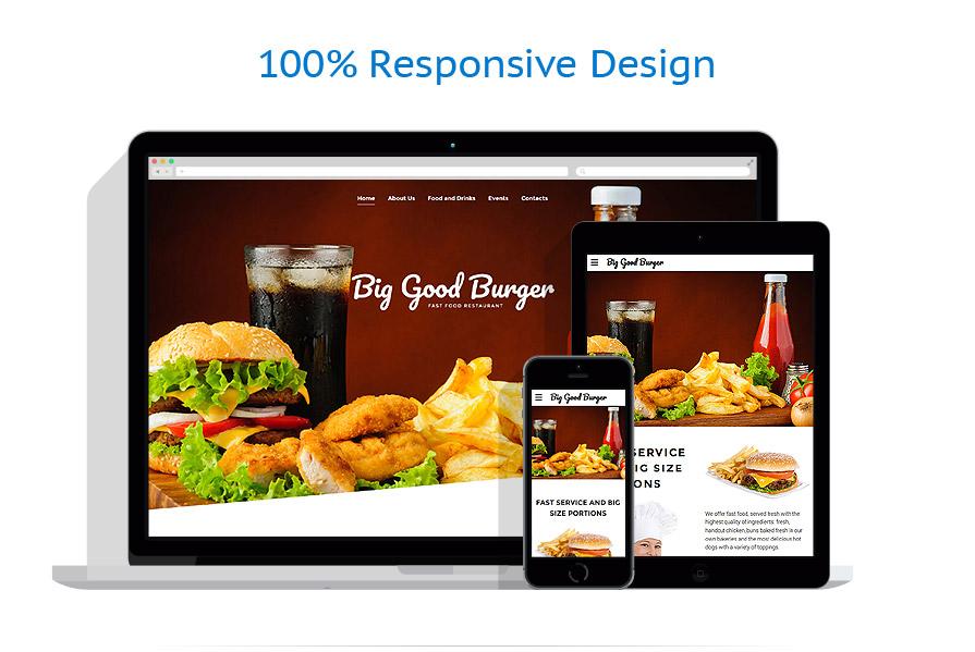 Modèles HTML5 Café et Restaurant #57800