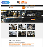 57819 Industrial Website Templates