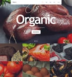 57844 Food & Drink Website Templates