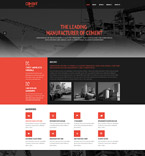 57846 Industrial Website Templates