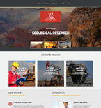 57858 Industrial Website Templates