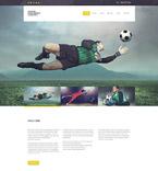 57882 Sport Website Templates