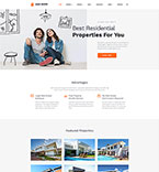 57889 Real Estate Website Templates