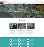 57911 Industrial Website Templates
