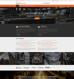 57917 Industrial Website Templates
