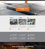 57944 Industrial Website Templates