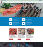57955 Food & Drink Website Templates