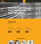 57964 Industrial Website Templates