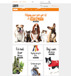 57997 Animals & Pets Shopify Themes