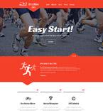 58077 Sport Website Templates