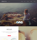 58093 Travel Website Templates