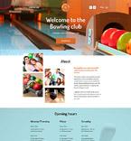 58121 Sport Website Templates