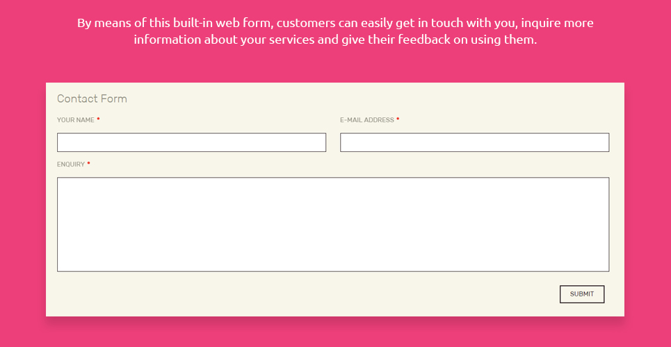 Cosmetic Products Opencart Theme