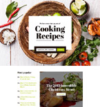 58167 Food & Drink, Last Added Landing Page Templates