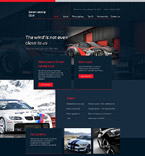 58188 Cars Website Templates