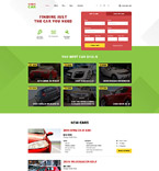 58191 Cars Website Templates