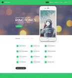 58193 Music Website Templates