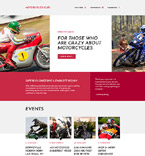 58206 Sport Landing Page Templates
