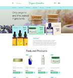 58207 Beauty OpenCart Templates