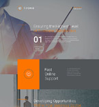 58222 Business Landing Page Templates
