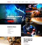 58279 Industrial Website Templates