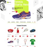 58286 Sport OpenCart Templates