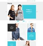 58326 Fashion PrestaShop Themes