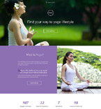 58334 Sport Landing Page Templates
