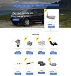 58336 Cars OpenCart Templates