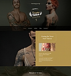 58352 Beauty, Last Added Moto CMS 3 Templates