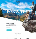 58385 Travel, Most Popular PrestaShop Themes