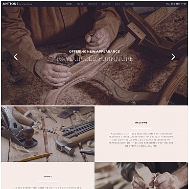 Buy Premium Responsive Moto CMS 3 Templates. Template #58428. ArtelWEB Template Store Online.