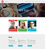 58430 Business, Last Added Moto CMS 3 Templates