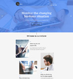 58435 Business Landing Page Templates