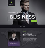 58438 Business Landing Page Templates