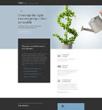 58450 Business Landing Page Templates
