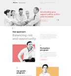 58480 Business Landing Page Templates