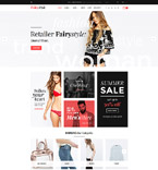 58499 Fashion, Last Added WooCommerce Themes