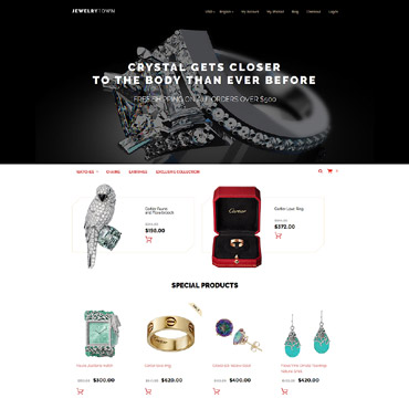 Buy Premium Responsive Magento Themes. Template #58504. ArtelWEB Template Store Online.