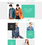 58508 Fashion Magento Themes