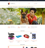 58510 Animals & Pets Magento Themes