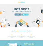 58516 Business, Most Popular Landing Page Templates
