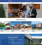 58546 Real Estate Moto CMS 3 Templates