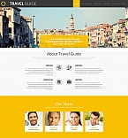 58554 Travel, Last Added Moto CMS 3 Templates
